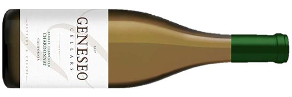 WineManual Geneseo, Chardonnay 2017 (California)