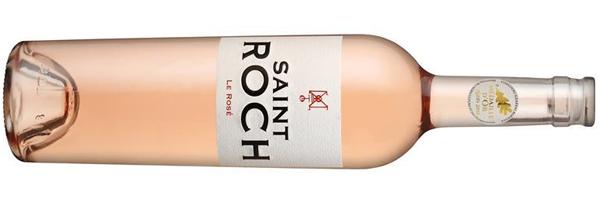 WineManual Château Saint-Roch, Le Rosé 2019 (Côtes du Roussillon AOP)