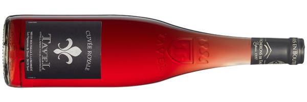 WineManual Les Vignerons de Tavel Cuvée Royale Tavel Rosé 2019 (Tavel AOP)