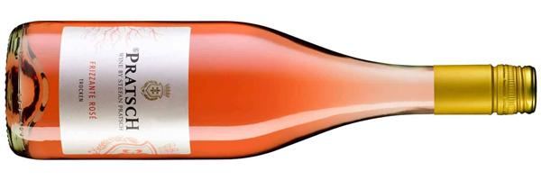WineManual Pratsch, Frizzante Rosé Trocken 2019 (Österreich)