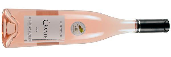 WineManual Roy René, Opale Coteaux d'Aix-en-Provence 2019 (Coteaux d'Aix-en-Provence AOP)