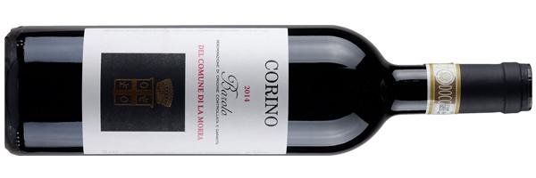 WineManual Corino Giovanni, Barolo del Comune di la Morra 2015 (Barolo DOCG)
