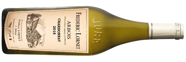 WineManual Frédéric Lornet, Chardonnay 2018 (Arbois AOP)