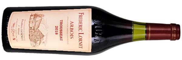 WineManual Frédéric Lornet, Trousseau 2018 (Arbois AOP)