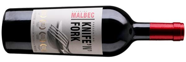 WineManual Knife'N'Fork, Malbec 2019 (Mendoza IG)
