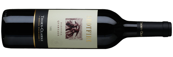 WineManual Thorn-Clarke, Shotfire Quartage 2014 (Barossa GI)