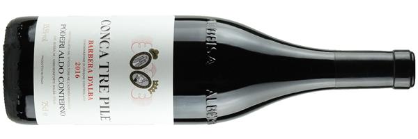 WineManual Aldo Conterno, Barbera d'Alba Conca Tre Pile 2016 (Barbera d'Alba DOC)