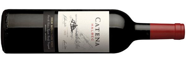 WineManual Catena, Malbec 2016 (Mendoza IG)