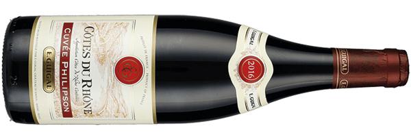 WineManual E. Guigal, Côtes-du-Rhône Cuvée Philipson 2016 (Côtes du Rhône AOP)