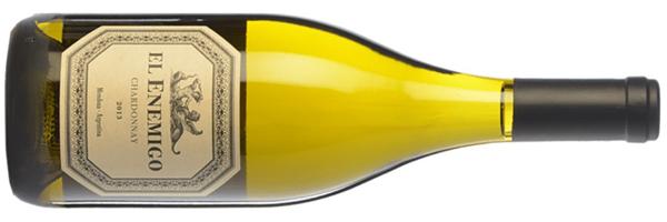 WineManual El Enemigo, Chardonnay 2017 (Mendoza IG)
