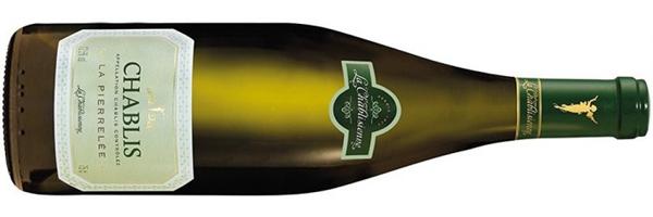 WineManual La Chablisienne, Chablis 'La Pierrelée' 2017 (Chablis AOP)