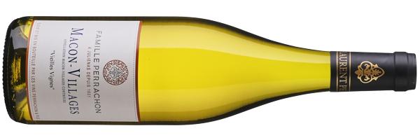 WineManual Laurent Perrachon, Vielles Vignes Macon-Villages 2019 (Mâcon-Villages AOP)