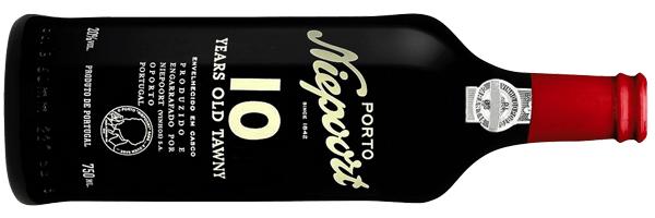 WineManual Niepoort, Porto 10 Years Old Tawny N.V. (Porto DOP)