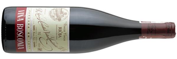 WineManual R. López de Heredia Viña Tondonia, Viña Bosconia Reserva 2007 (Rioja DOCa)