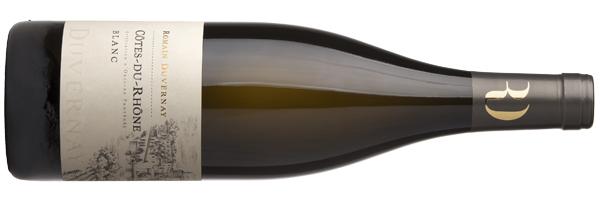 WineManual Romain Duvernay, Côtes-du-Rhône Blanc 2018 (Côtes du Rhône AOP)
