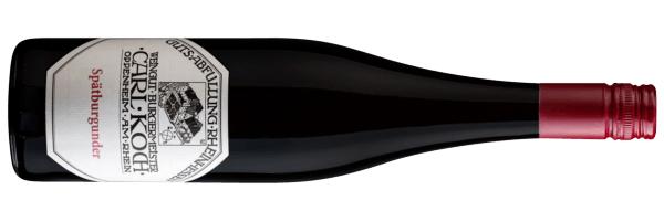 WineManual Weingut Bürgermeister Carl Koch, Spätburgunder 2018 (Rheinhessen)
