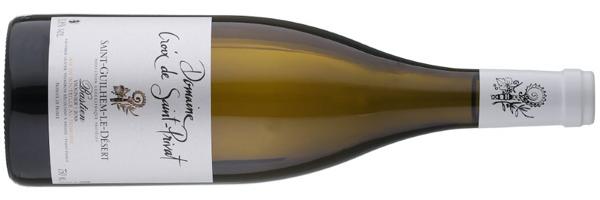 WineManual Domaine Croix de Saint-Privat, Bastien Viognier 2018 (Saint-Guilhem-le-Désert IGP)