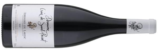 WineManual Domaine Croix de Saint-Privat, Rouge 2017 (Terrasses du Larzac AOP)