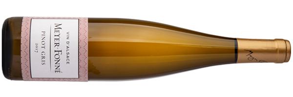 WineManual Meyer-Fonné, Pinot Gris 2017 (Alsace AOP)