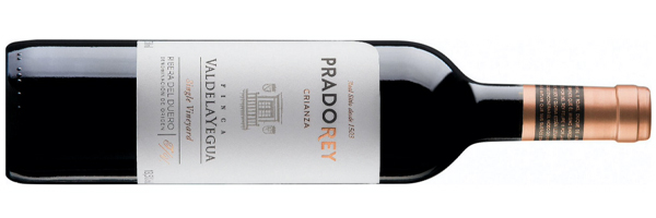 WineManual PradoRey, Single Vineyard Finca Valdelayegua Crianza 2016 (Ribera del Duero DO)