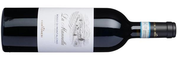 WineManual Cortonesi, La Mannella Rosso di Montalcino 2018 (Rosso di Montalcino DOC)