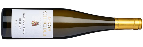 WineManual Jakob Schneider, Niederhäuser Klamm Riesling Trocken 2018 (Nahe)
