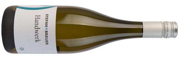 WineManual Stefan Breuer, Handwerk Weiss 2018 (Rheinhessen)