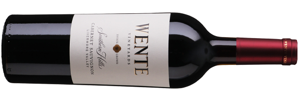 WineManual Wente Vineyards, Southern Hills Cabernet Sauvignon 2018 (Livermore Valley AVA)