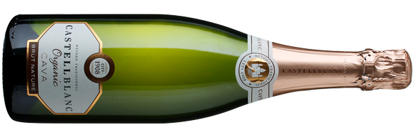 WineManual Castellblanc, Cava Organic Brut Nature N.V. (Cava DO)