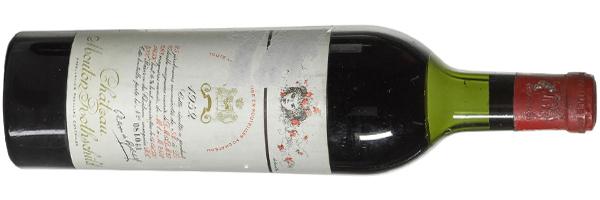 WineManual Château Mouton Rothschild, 1. Grand Cru Classé 1952 (Pauillac AOP)