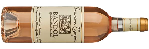 WineManual Domaine Tempier, Bandol Rosé 2019 (Bandol AOP)