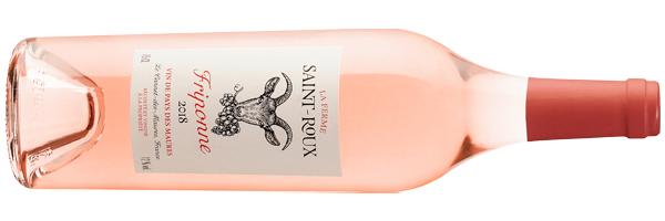 WineManual Saint Roux, Friponne Rosé 2019 (Maures IGP)