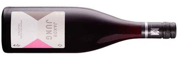 WineManual Jakob Jung, Spätburgunder Tradition 2017 (Rheingau)