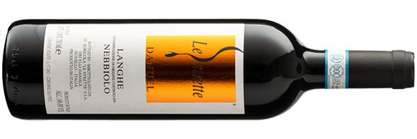 WineManual Le Strette Danuel, Langhe Nebbiolo 2019 (Langhe DOC)