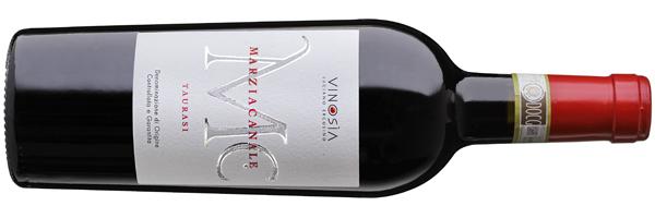 WineManual Vinosia, Marziacanale Taurasi 2013 (Taurasi DOCG)