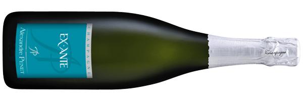 WineManual Alexandre Penet, Ex Ante Champagne Extra Brut N.V. (Champagne AOP)