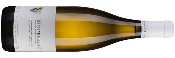 WineManual Christian Bellang & Fils, Meursault 2018 (Meursault AOP)