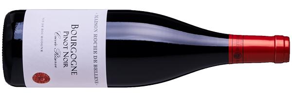 WineManual Maison Roche de Bellene, Cuvée Reserve Pinot Noir Bourgogne 2019 (Bourgogne AOP)