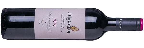 WineManual Vega Clara, Jilguerin Tempranillo - Cabernet Sauvignon 2020 (Ribera del Duero DO)